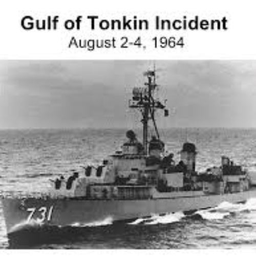 aug 2, 1964 - the gulf of tonkin incident (timeline)